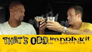 Chris Bosh and Sam Calagione Brew Beer in a Stretch Hummer | That