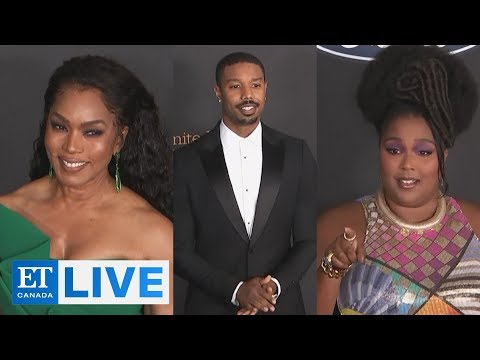 2020 NAACP Image Awards Fashion | ET Canada LIVE