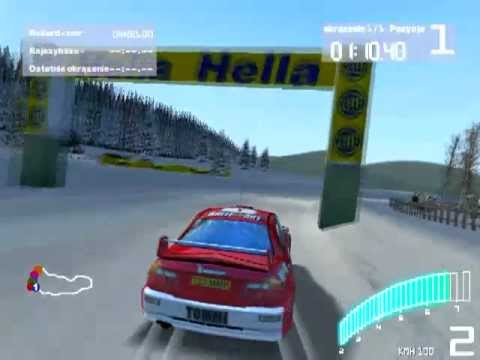 colin mcrae rally 2 0  pl official version  youtube