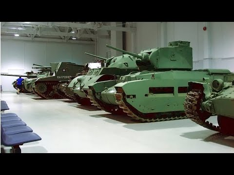 Unofficial High Speed Tour Of Borden Base Military Museum