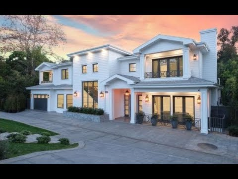 126 North Canyon View Drive Los Angeles Ca 90049 Youtube