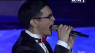 Afgan Bukan Cinta Biasa Konser Dari Hati TRANS 7