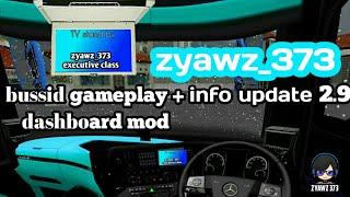 Review mod bussid info update v2 9 pengertian nya cek deskripsi