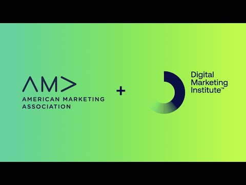 The Digital Marketing Institute And The American Marketing Association Strategic Partnership