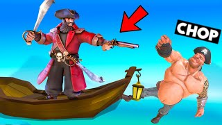 CHOP BECAME A PIRATE AND KICKED ME FROM HIS SHIP