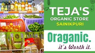 Teja's Organic Store | Sainikpuri | Hyderabad | zoneadds.com