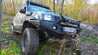 Video ➤ Toyota Prado vs Mitsubishi Pajero Sport [Off-Road 4x4]. download MP3, 3GP, MP4, WEBM, AVI, FLV Maret 2018