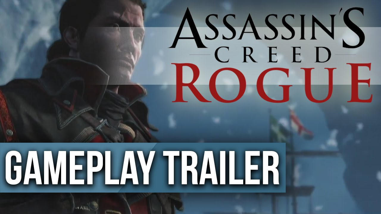 Assassin\'s Creed Rogue   NEW GAMEPLAY TRAILER ANALYSED - Achilles ...