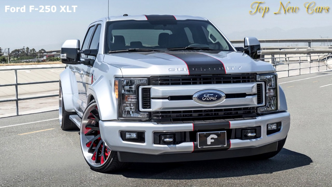 Shelby F150 For Sale >> Ford F 250 XLT Super Duty Looks Slammin' On 26 Inch ...