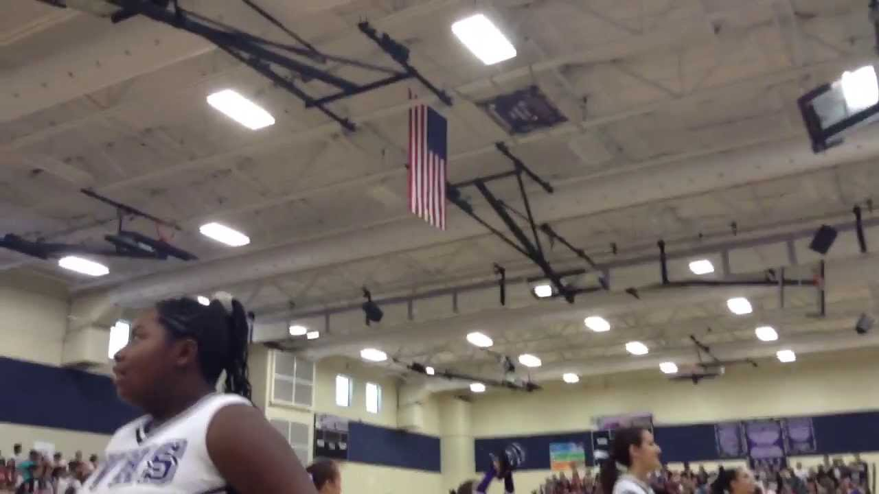 Valley vista high school pep rally pt 1