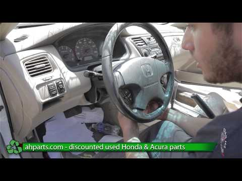 need to reset your srs lightdiy acura 2016 how to reset srs light on 1998 2002 honda accord j series diy 243