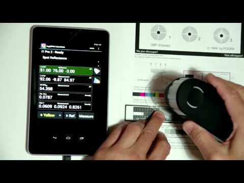 ArgyllPRO ColorMeter 2 Minute Overview + Guided Tour