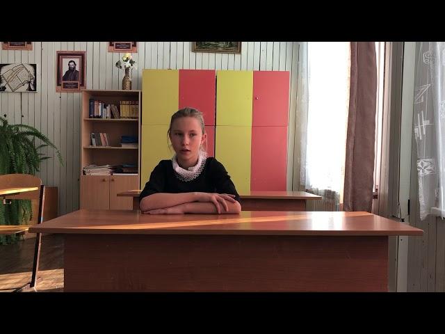 Изображение предпросмотра прочтения – ДарьяПащенко читает произведение «Тройственный союз» М.И.Цветаевой