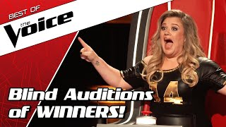 TOP 10 | Incredible WINNERS of 'The Voice' in the world