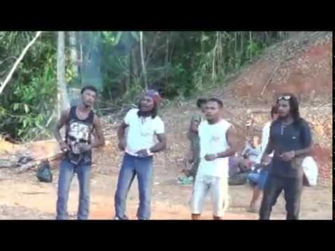 Saponi Group, lagu daerah Waropen Papua Yosim dan Balengan