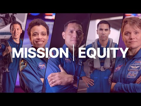 Join NASA Astronauts on Mission Equity