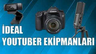3.000 TL LİK YOUTUBER EKİPMANI - İDEAL YOUTUBER EKİPMAN