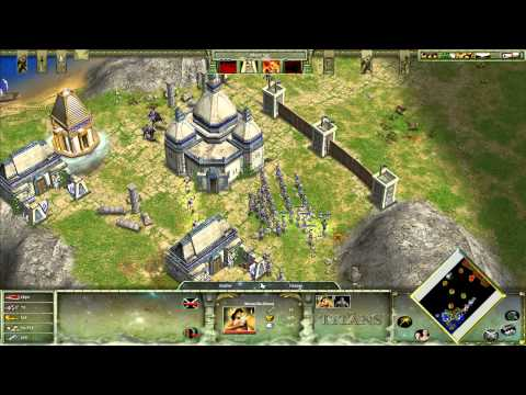 Age of Mythology - The Titans Expansion - 3. Greetings From Greece - Titan Difficulty [HD]