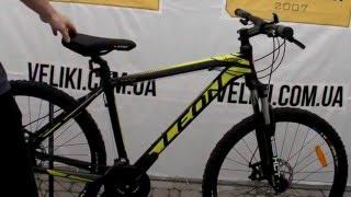Обзор велосипеда Leon HT 80