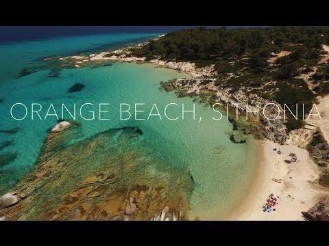 Orange Beach Sarti - Halkidiki Best Beaches 2016