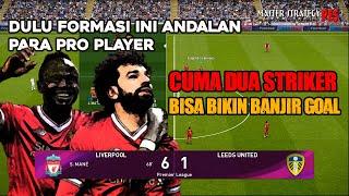 PES 2021   Formasi Banjir Goal Liverpool FC