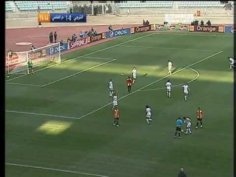 Esperance ST vs Maghreb de Fes - 2012 CAF Super Cup