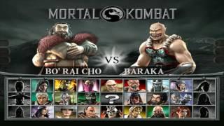 Mortal Kombat Deception - Versus Mode