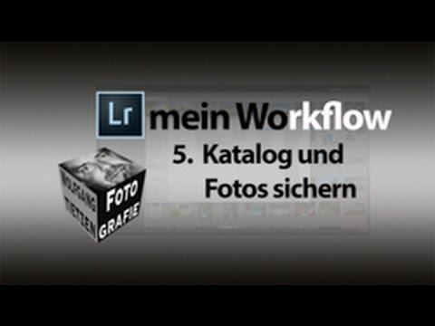 Lightroom Basics - Katalog und Fotos richtig sichern