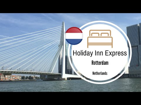Holiday Inn Express ROTTERDAM, Review of a Corner Room (324), Netherlands