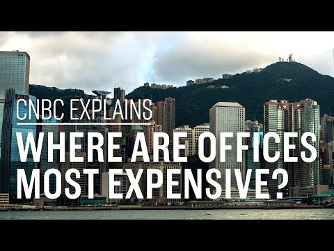 Where are offices most expensive? | CNBC Explains