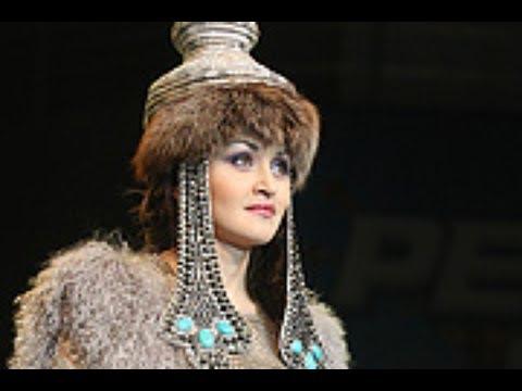 Татарская песня Мамина шаль. Резеда Кадырова