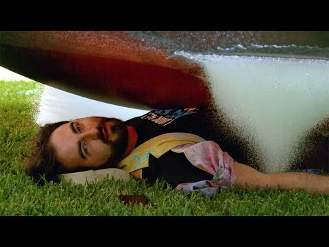 Showered by a Giant 6ft Water Balloon - The Slow Mo Guys 4K