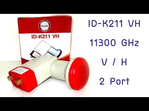 [Review] ID-K211 VH By Chorchaichana.com