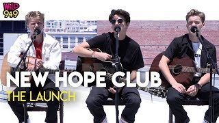 New Hope Club Talk About Influences, Collaborations, And World Tour