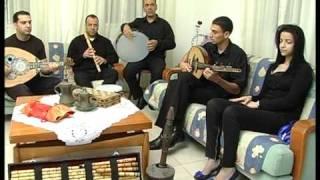فرقة جذور اغنية هدي يا بحر هدي