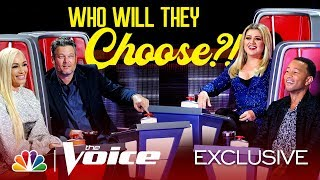 Get Ready for More Battles: Your Favorites Are Going Head-to-Head! - The Voice 2019 (Exclusive)