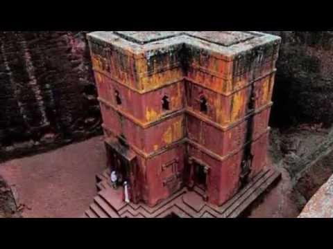 Lalibela, iglesias talladas en roca