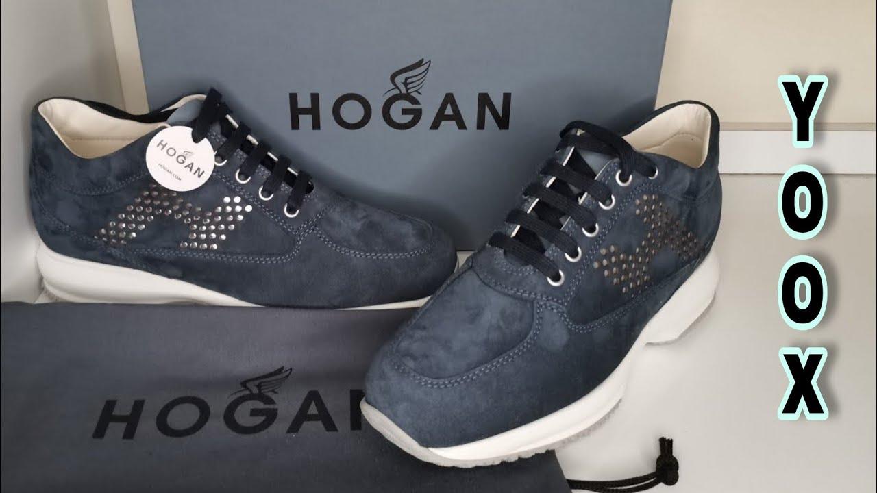 Scarpe Hogan Interactive Yoox Unboxing Youtube