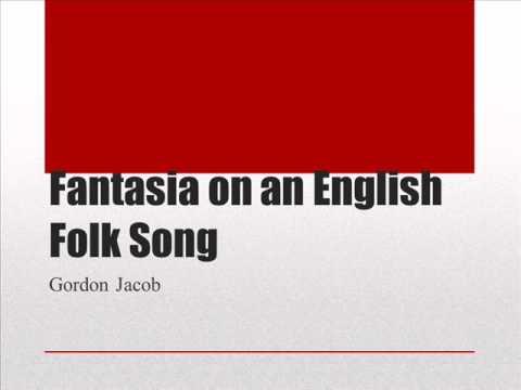 Fantasia on an English Folk Song- Schimelpfenig Middle School Band