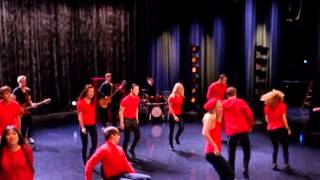 Glee Some Nights Performance