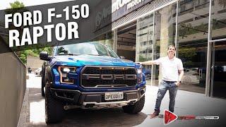 Ford F-150 Raptor Pelas Ruas De Belo Horizonte, Será Que Na Cidade Ela Vai Bem?  | Canal Topspeed