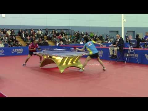 Aus Open  2016 MS Rd 64 : MIZUTANI Jun (JPN) vs  AGATHE Cedric (FRA)