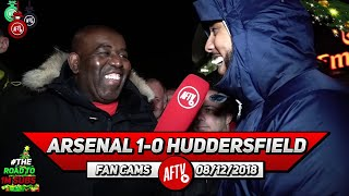 Arsenal 1-0 Huddersfield | No One Cares About 'The Sun' They're Irrelevant! (Livz Ledge)