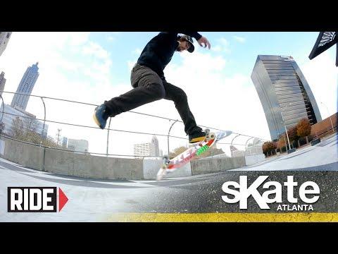 SKATE Atlanta with Justin Brock