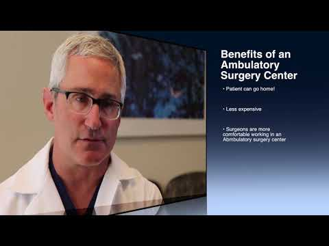 Kurt A. Anderson, MD -  Benefits of an Ambulatory Surgery Center