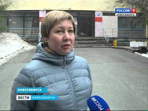 Фекалии из насосной станции санатория «Ельцовка» в