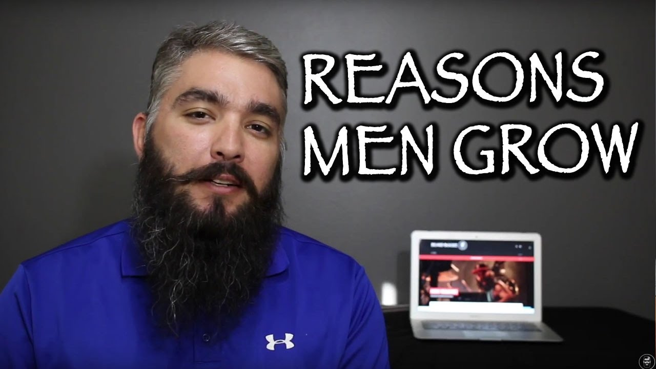 Communication on this topic: The Scientific Reason Why Men Grow Beards, the-scientific-reason-why-men-grow-beards/