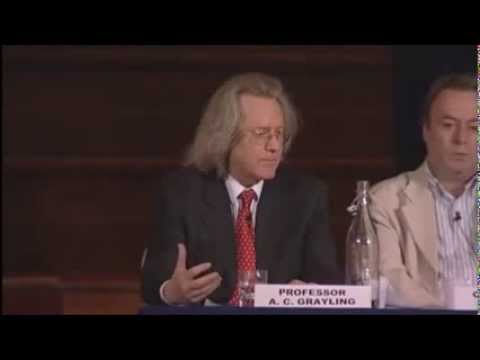 A. C. Grayling, at his best