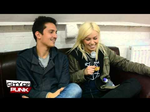 Tonight Alive interview w/ City Of Punk