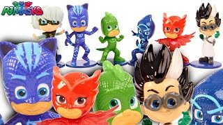 PJ Masks Action Toys - Exclusive First Look (New York Toy Fair)